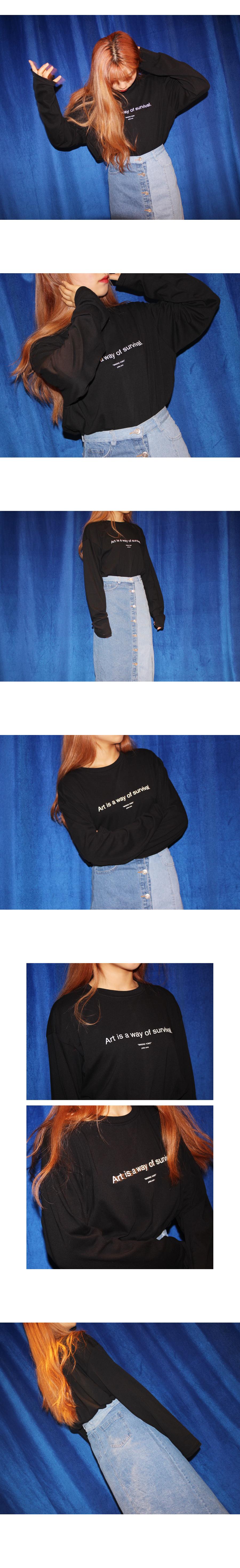 남녀공용 롱슬리브 티셔츠 (4colors) - 써리미, 27,000원, 긴팔티셔츠, 무지